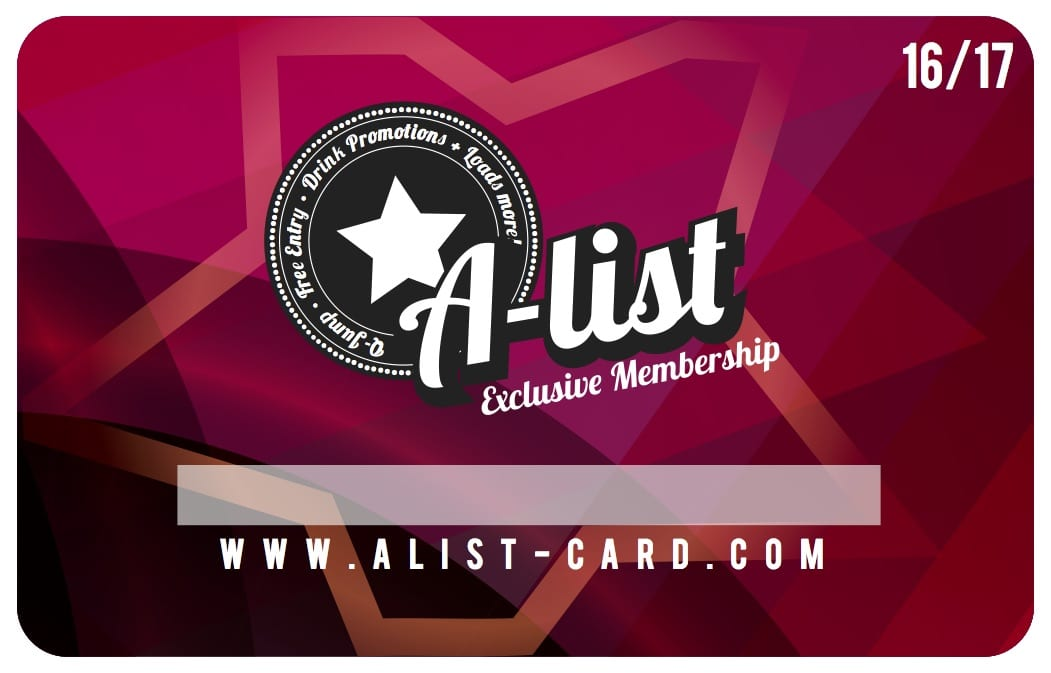 alist card 2