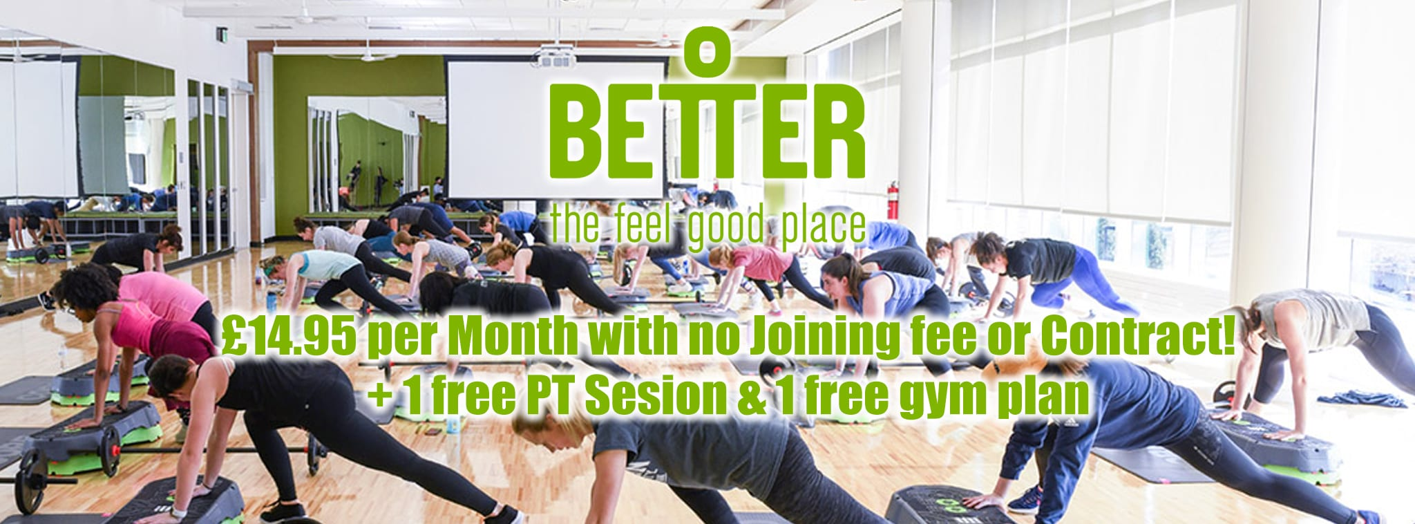 Better Gym Bournemouth