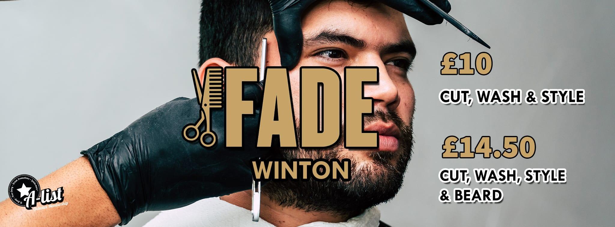FADE Winton