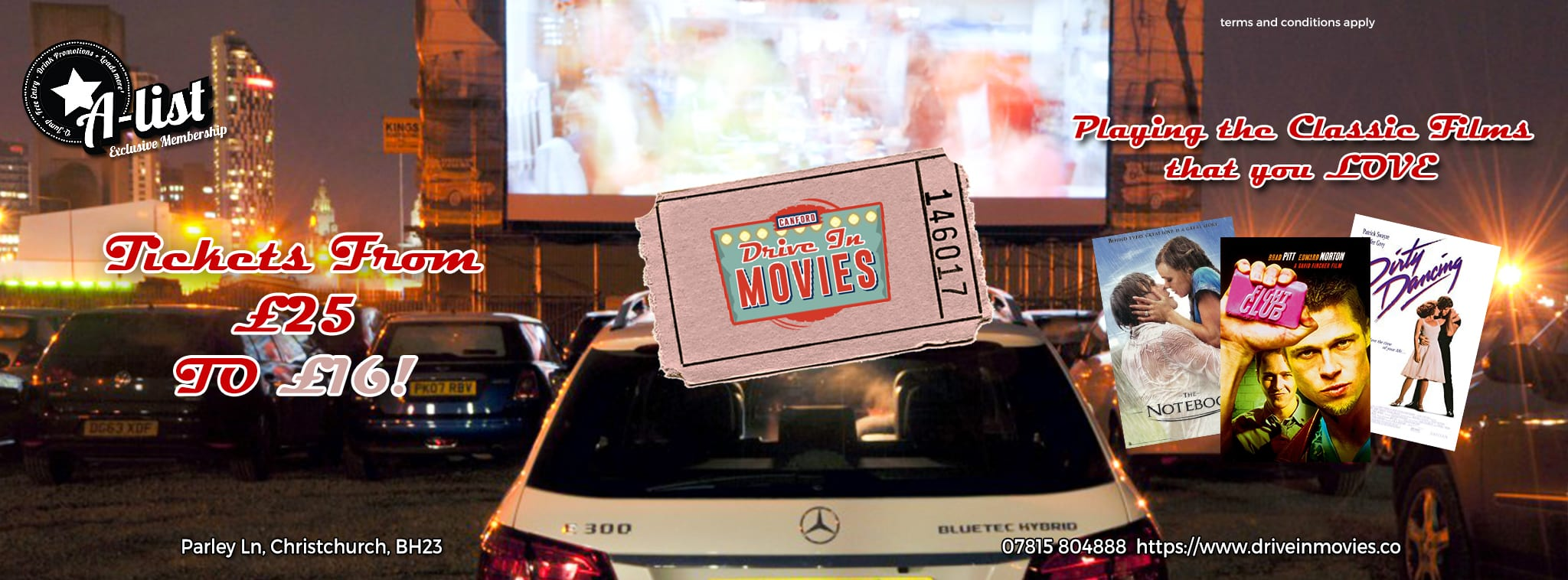 Drive In Movies Co.
