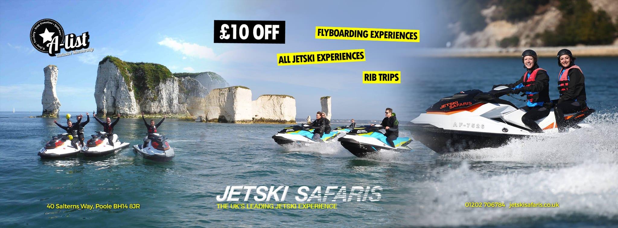 Jetski Safaris
