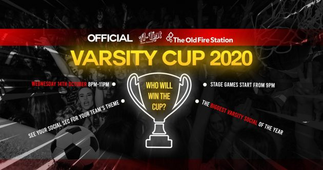 The Varsity Cup 2020/21