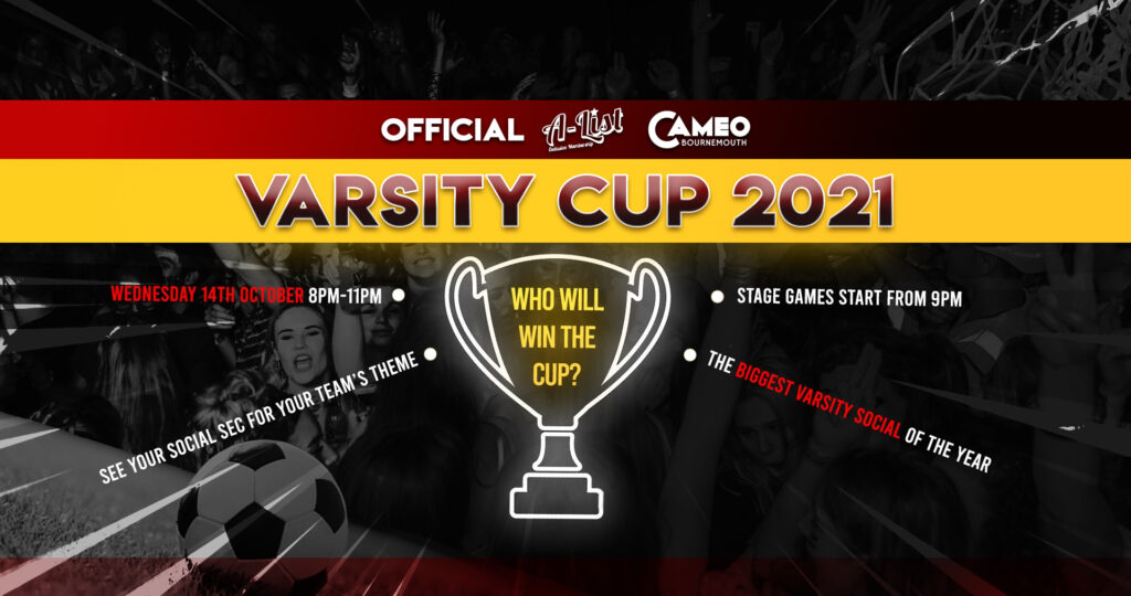 The Varsity Cup 2021/22