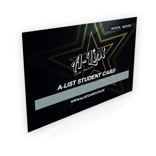 Student Card Bournemouth
